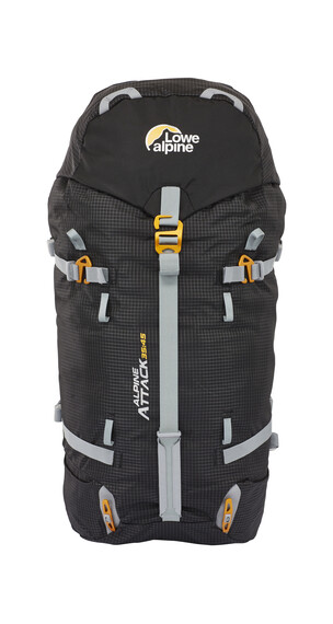 Lowe Alpine Alpine Attack 35:45 Backpack Men black/tangerine